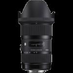 Sigma 18-35mm f/1.8 A