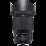 Sigma 85mm f/1.4 A